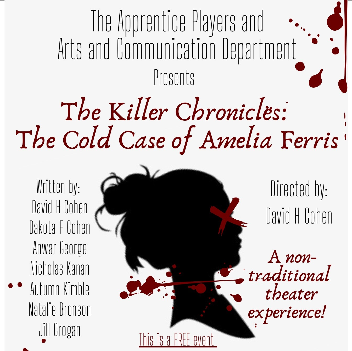 Killer Chronicles: The Cold Case of Amelia Ferris