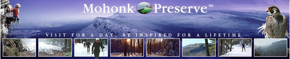 Mohonk Preserve banner image