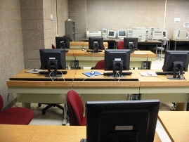 Photo: Computer lab for Computer Science