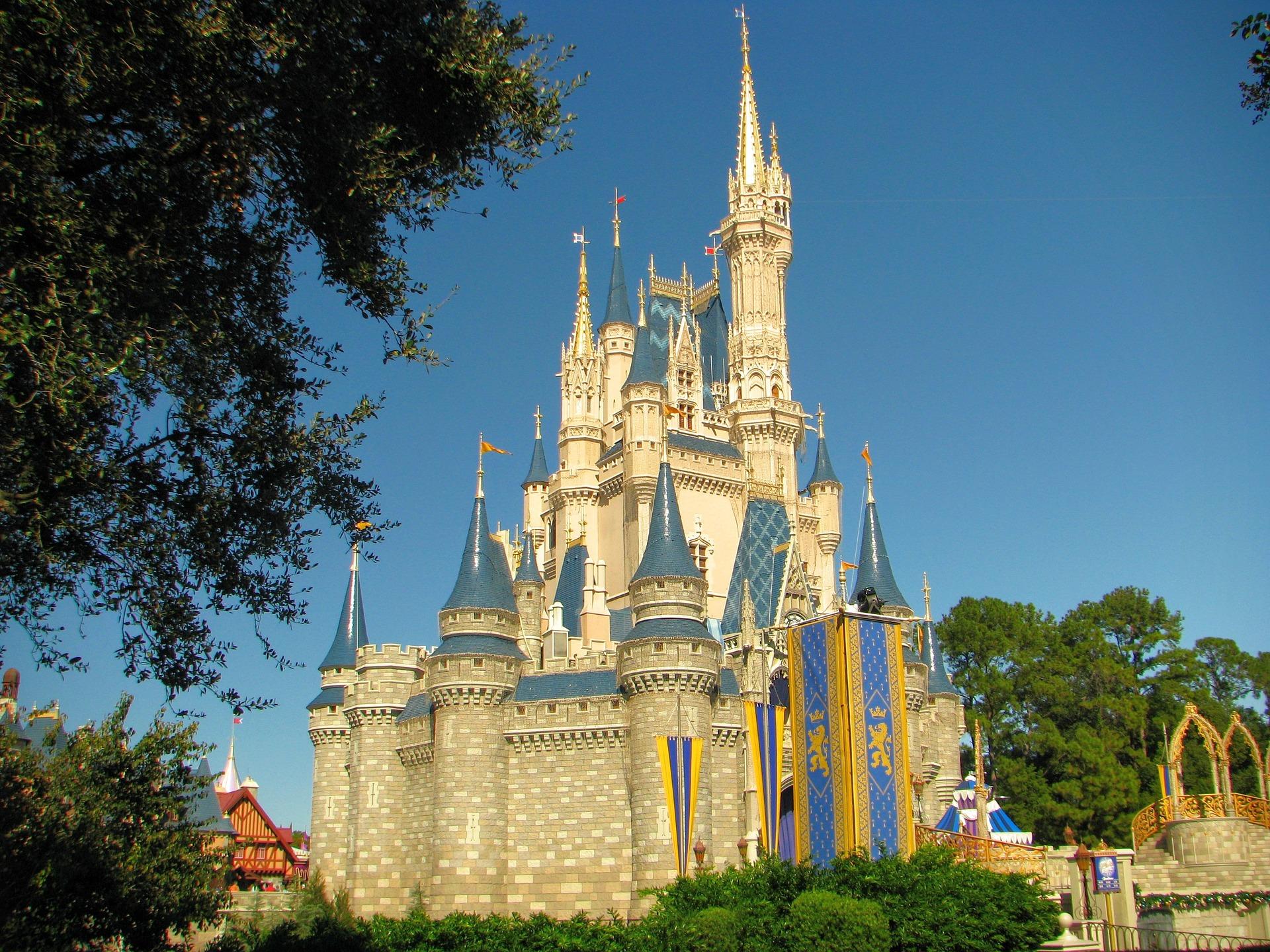 Spirit Week - Disney Day