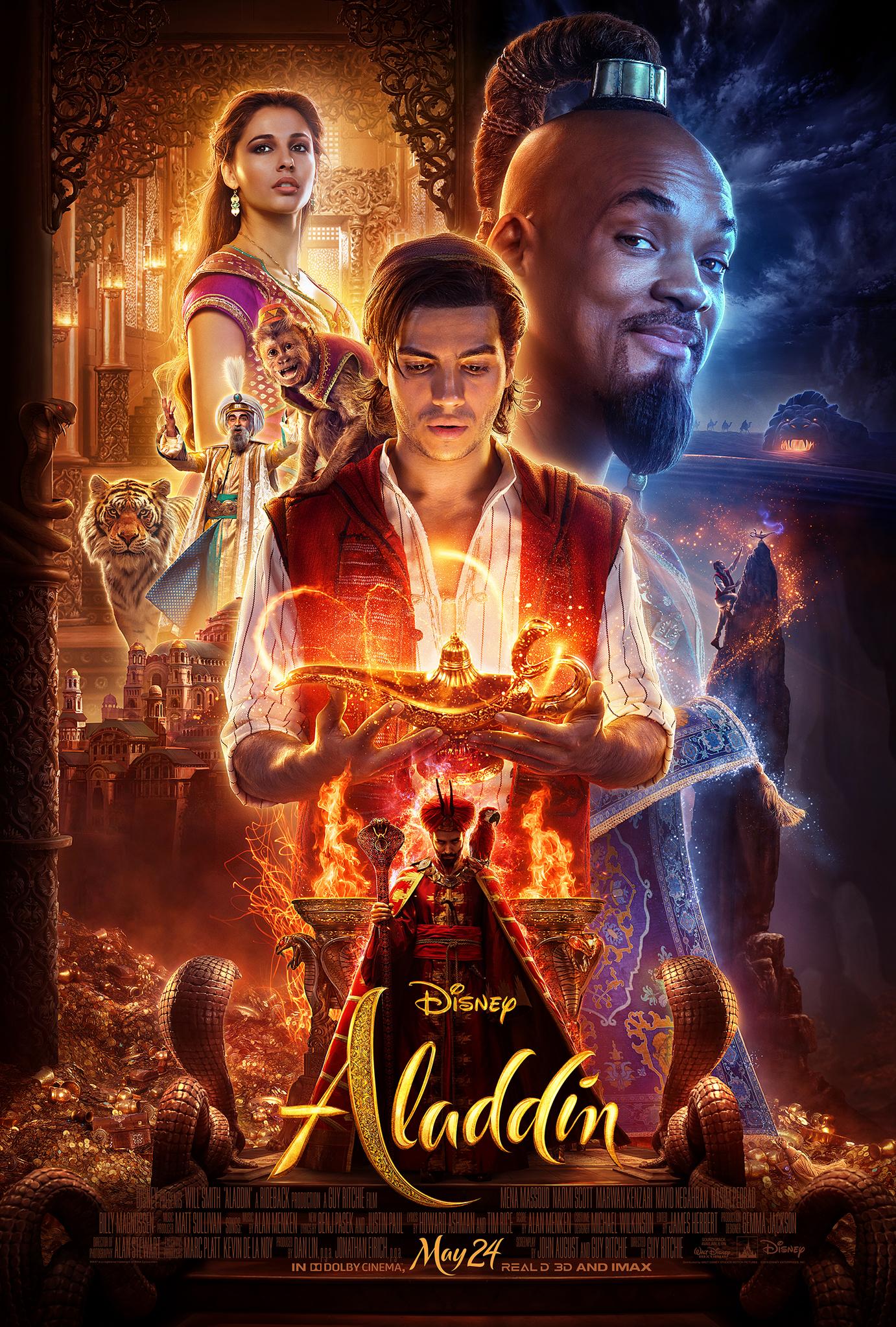 Movie Madness - Aladdin
