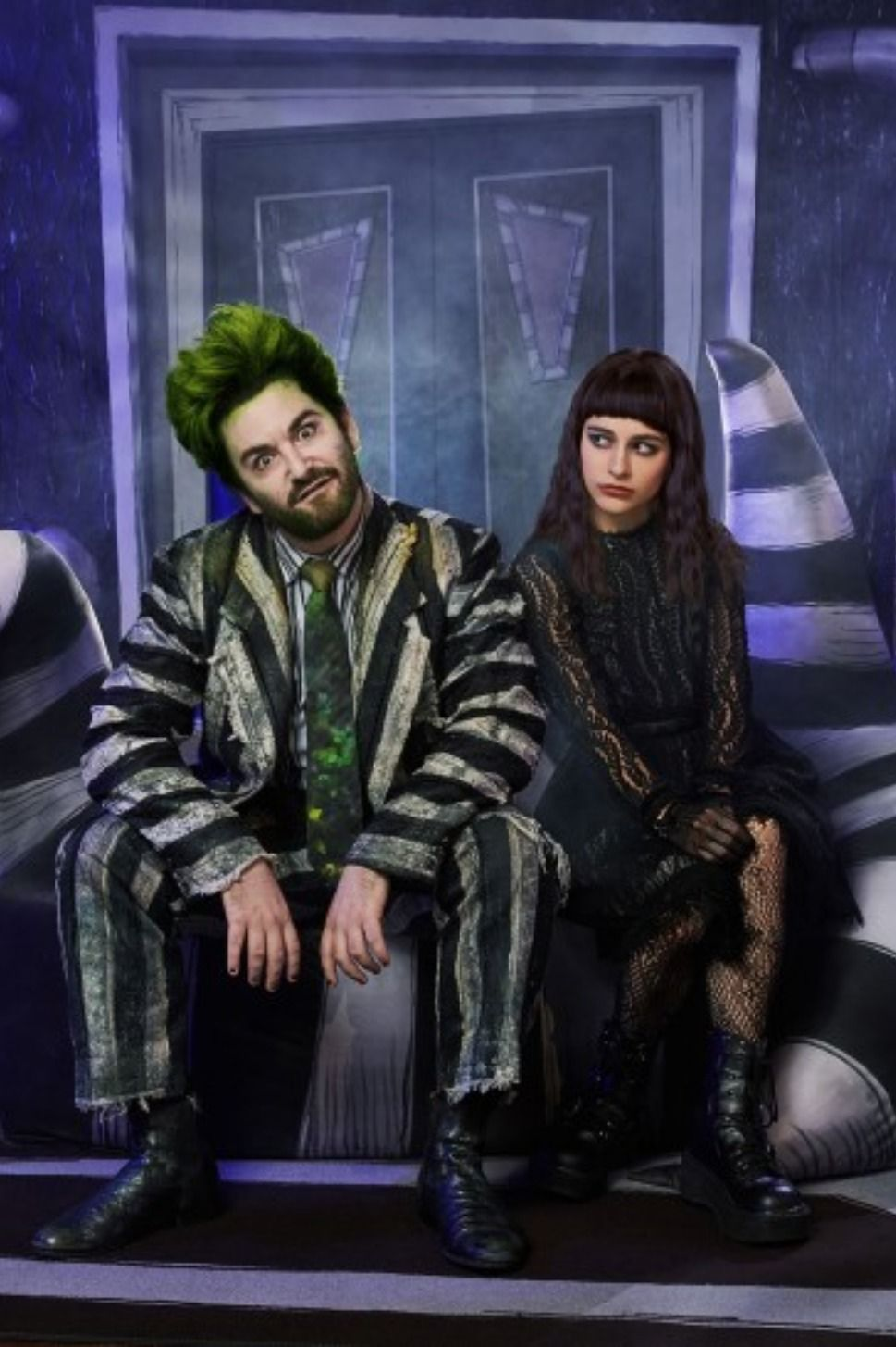 Broadway Shows: Beetlejuice or Wicked