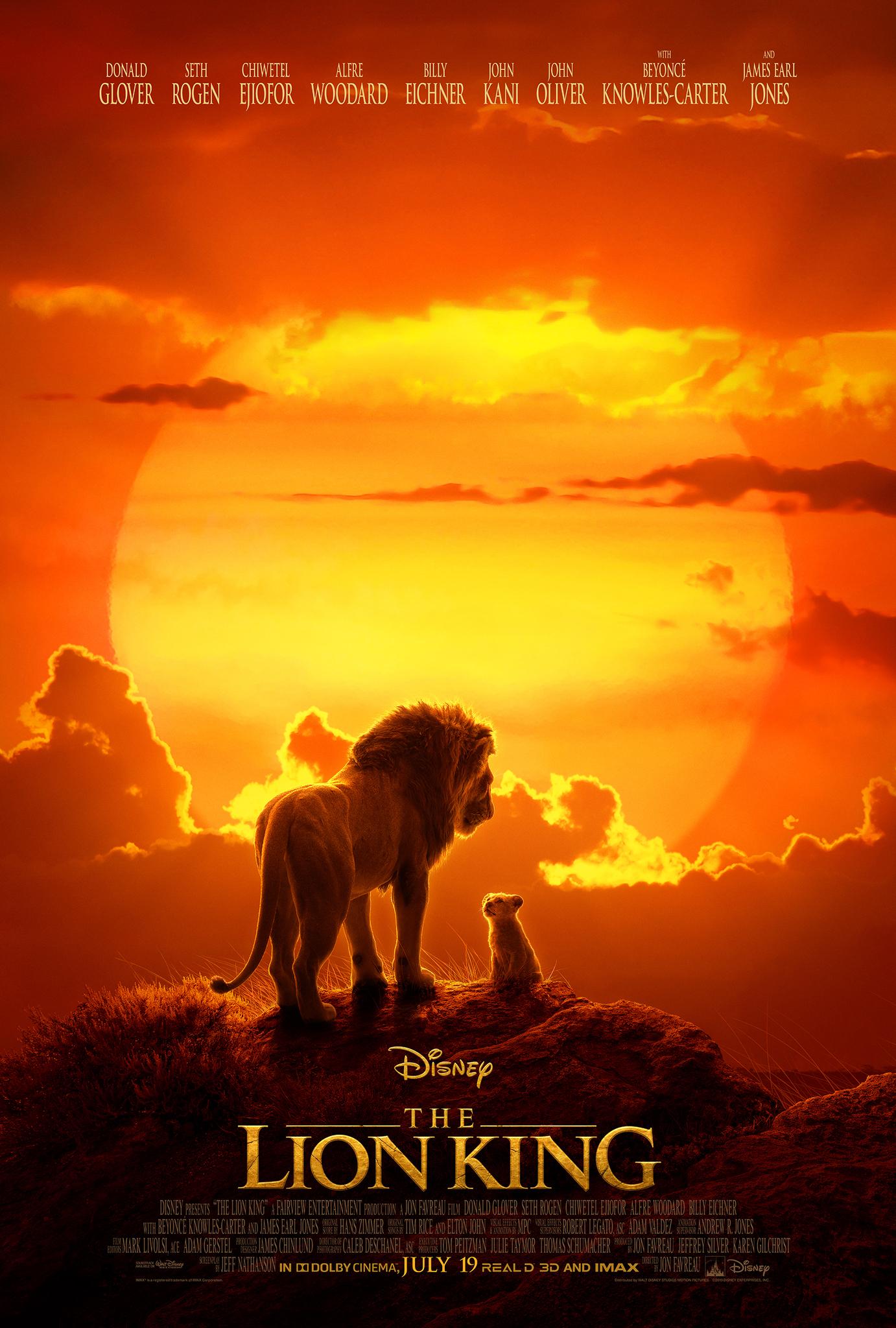 Movie Madness - Lion King
