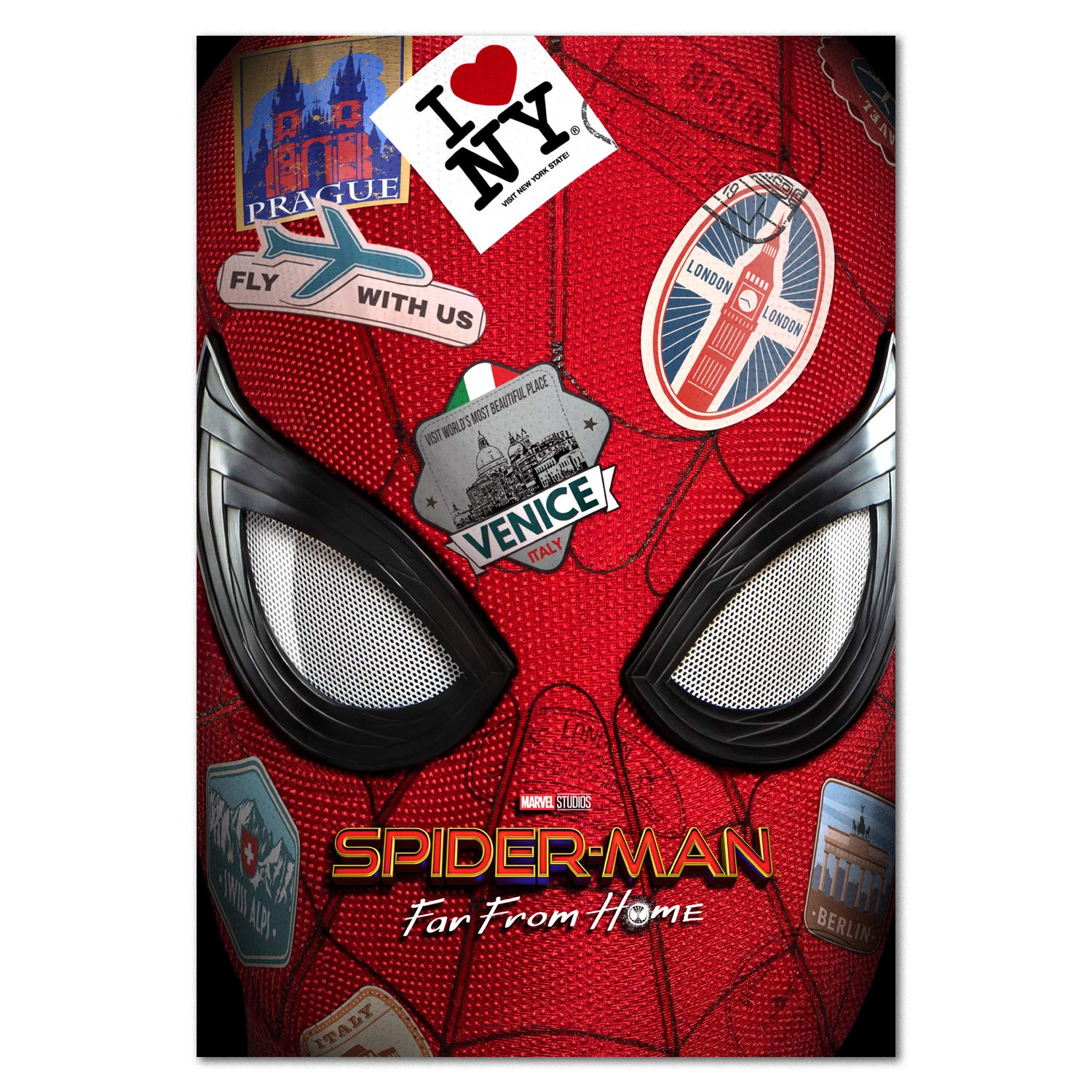 Movie Madness - Spider Man Far From Home