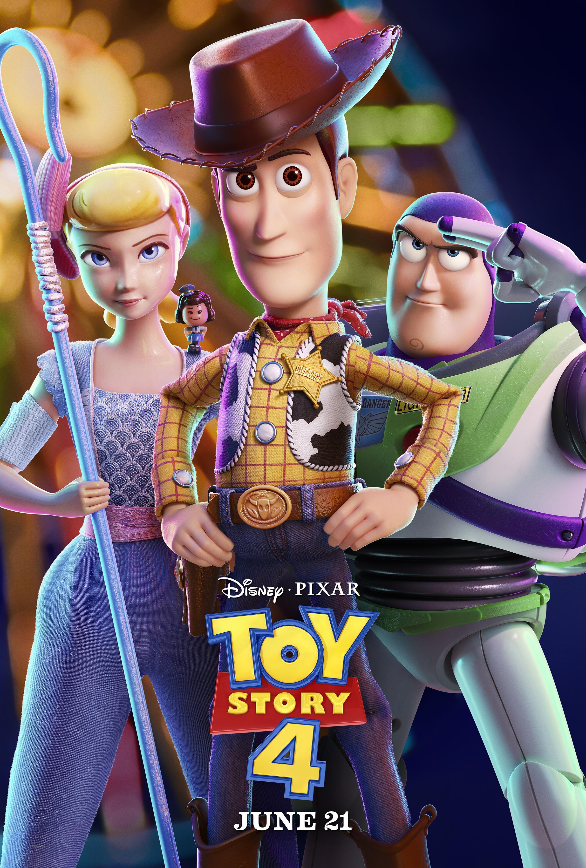 Movie Madness - Toy Story 4