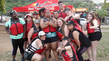 BOA Kayaking Trip