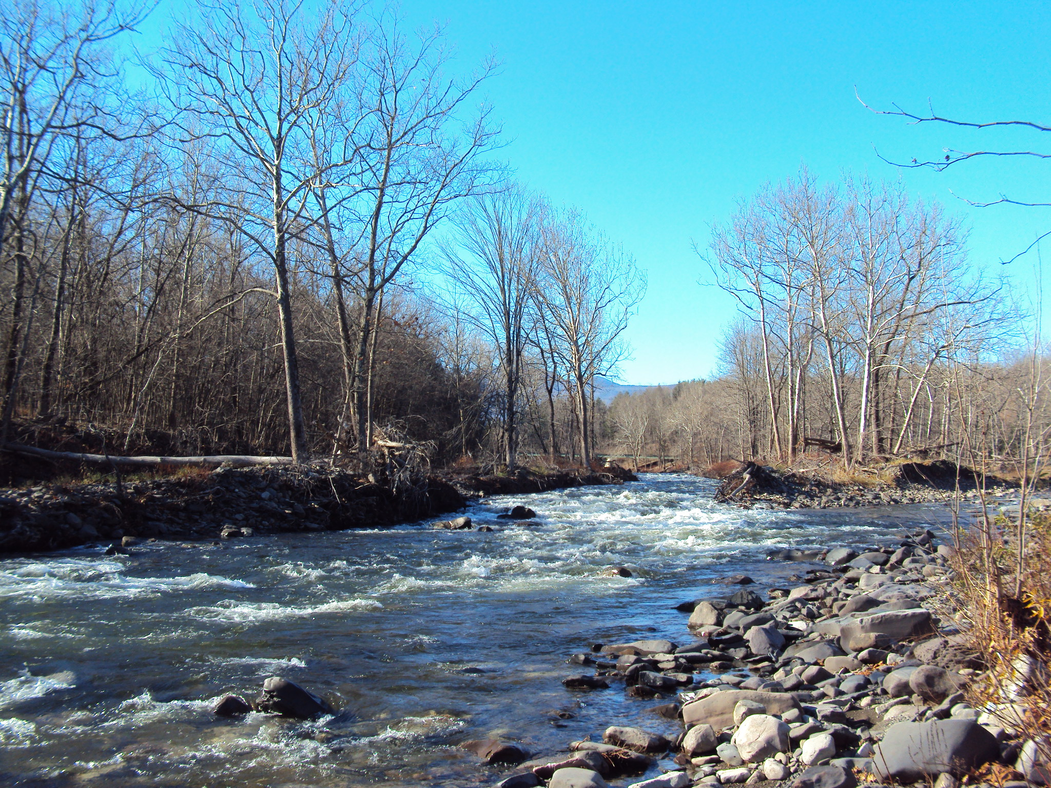 Streams Conservation and Land Use