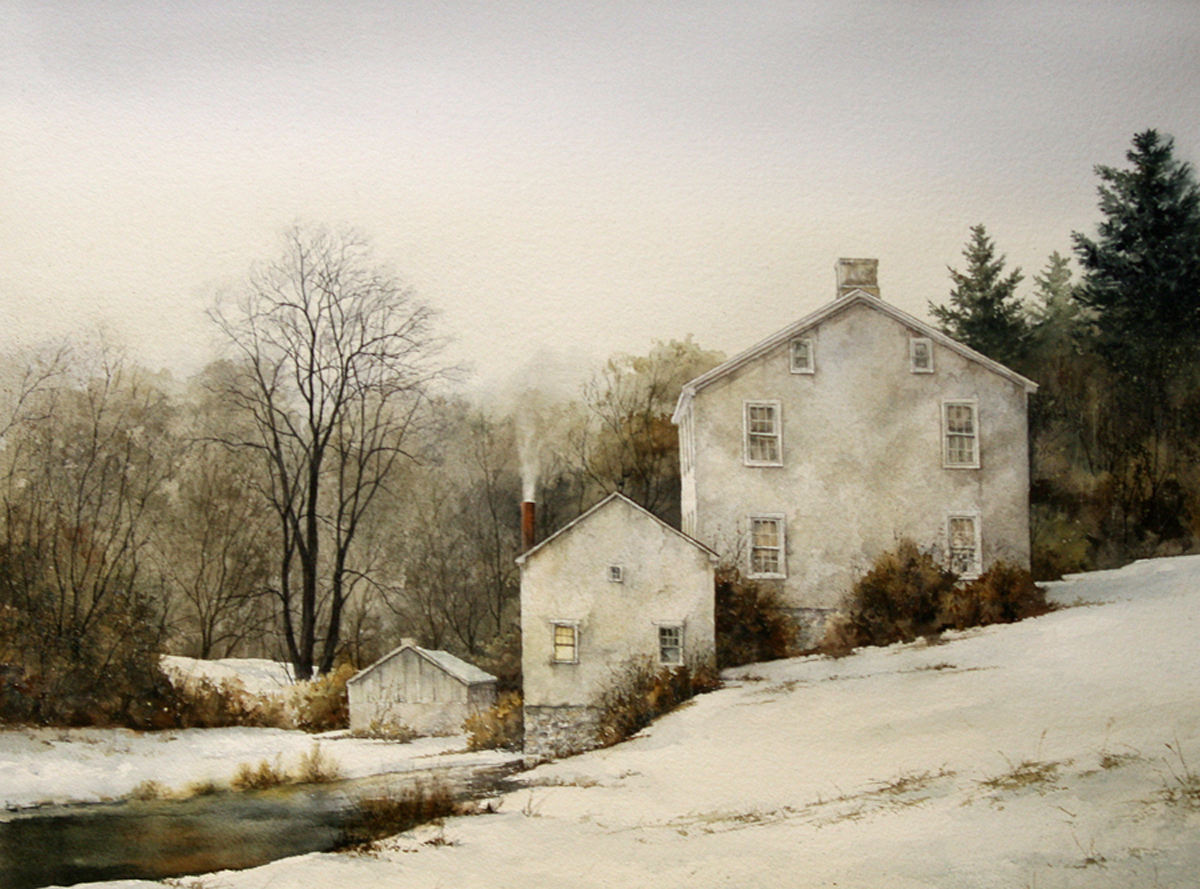 North East Watercolor Society 2021 Members' Show
