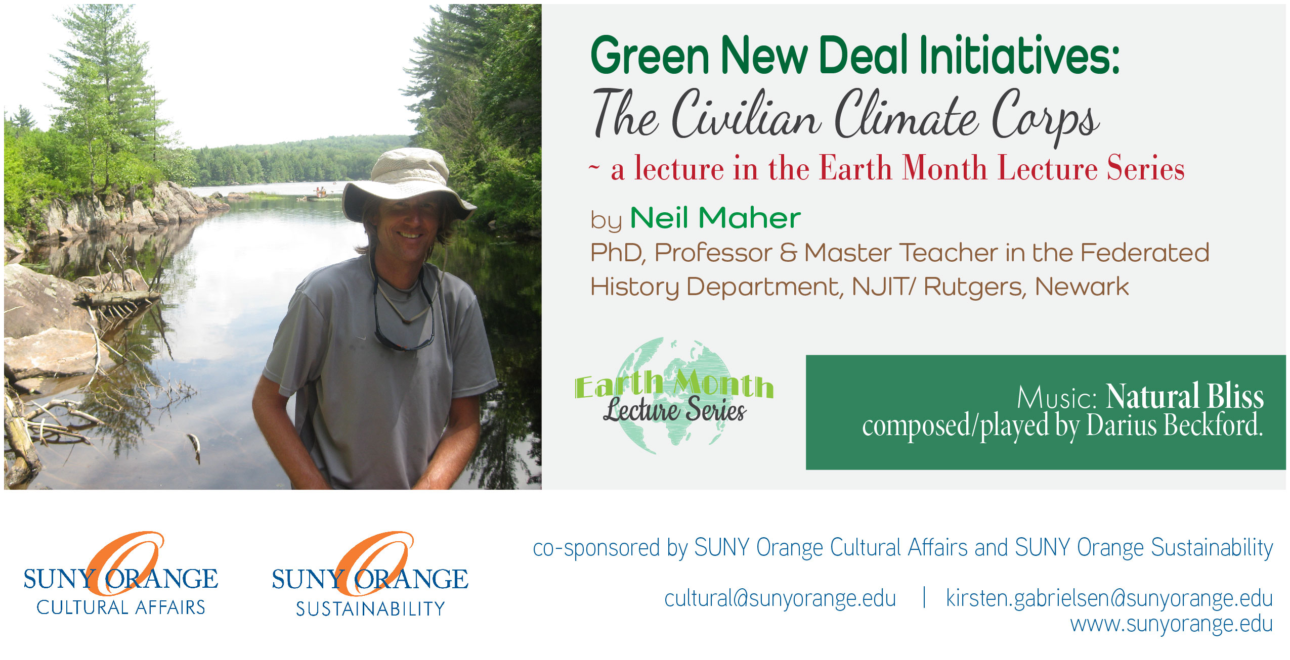 Green New Deal Initiatives: The Civilian Climate Corps