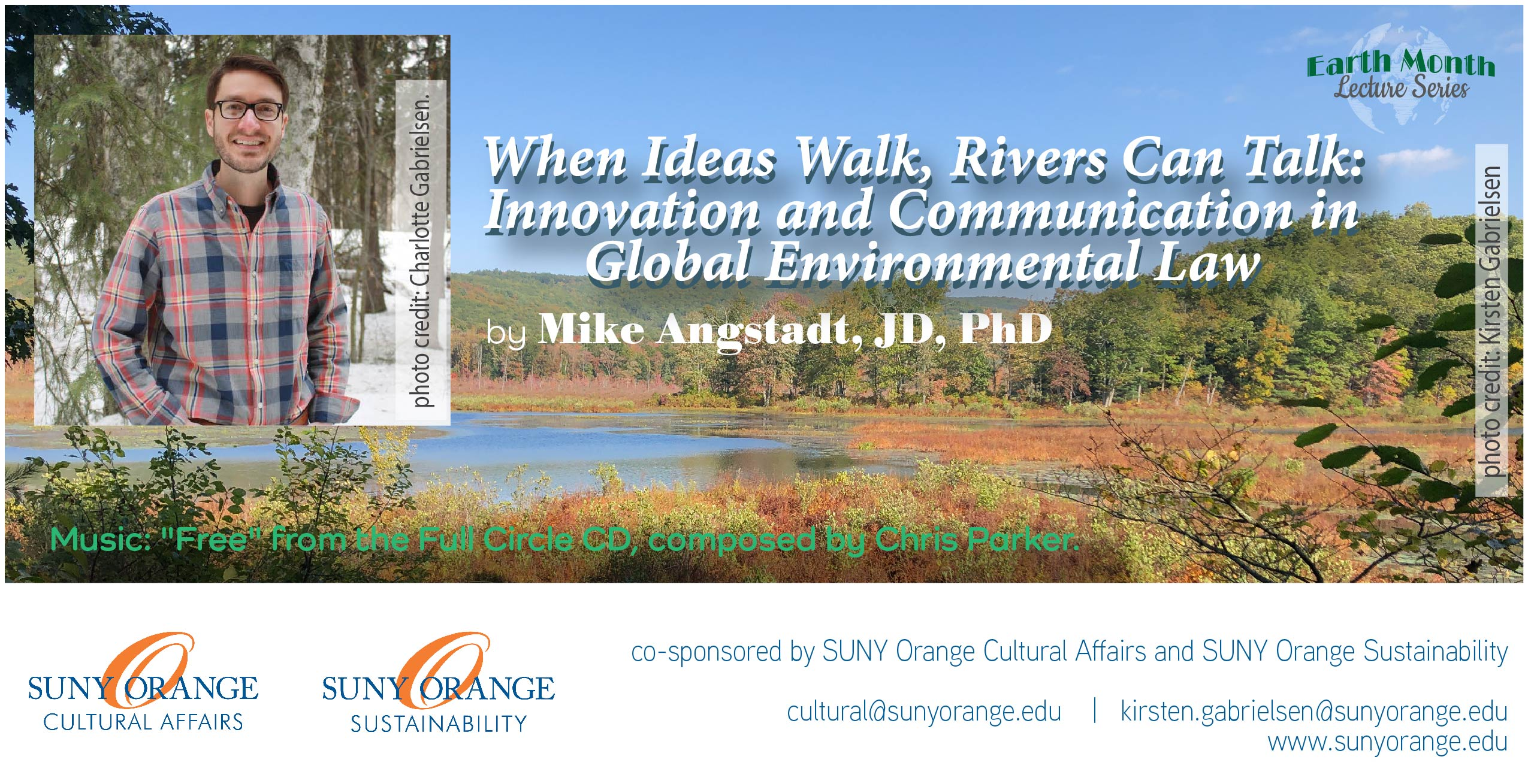 When Ideas Walk, Rivers Can Talk: Innovation and Communication in Global Environmental Law