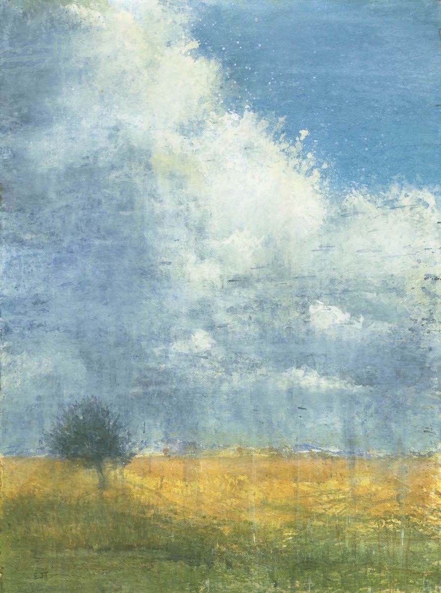 Cloudscape by Ellen Joyce Trayer