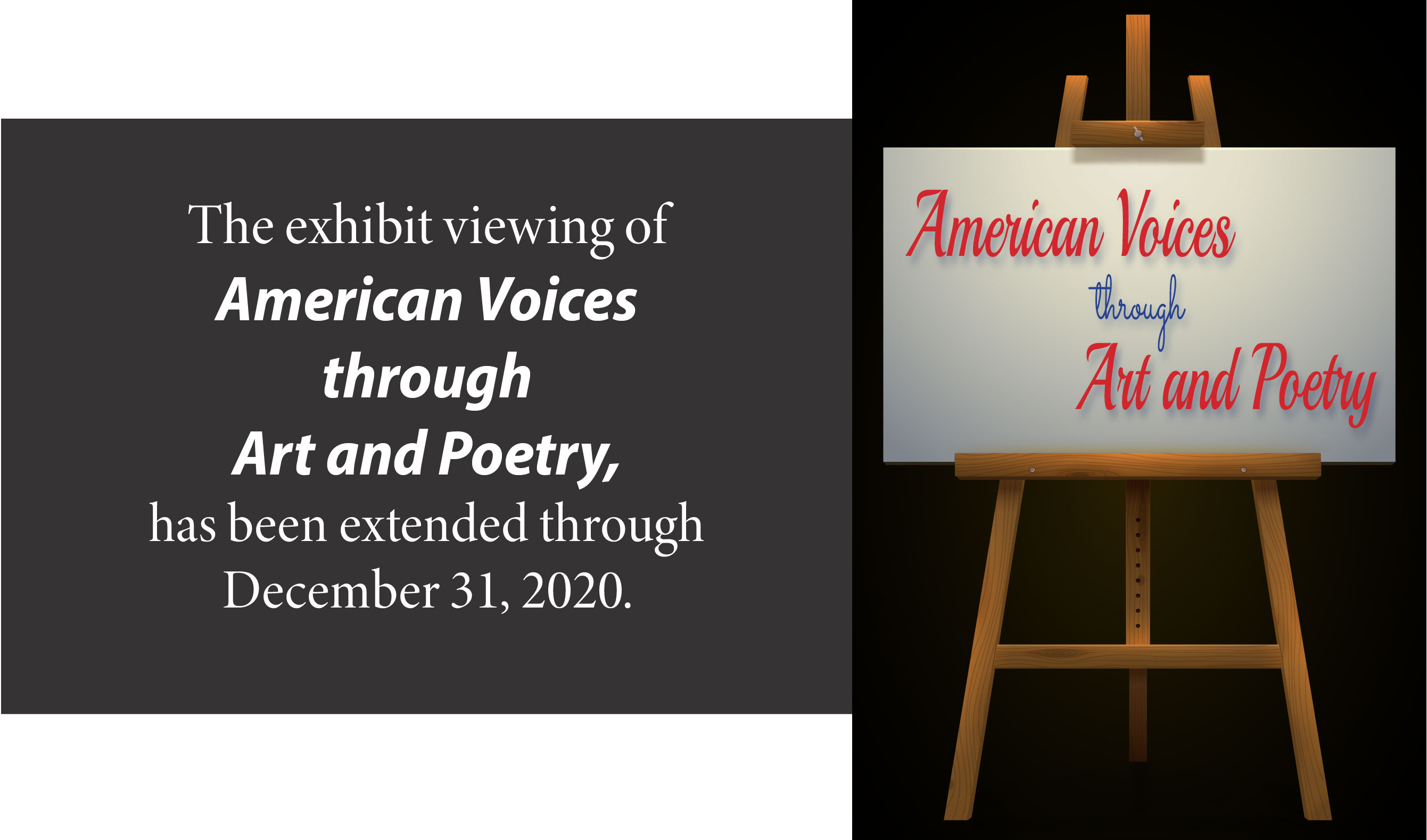 American Voices through Art and Poetry