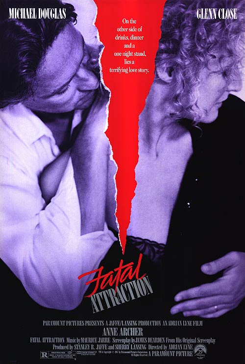 Iconic film, Fatal Attraction, to be screened