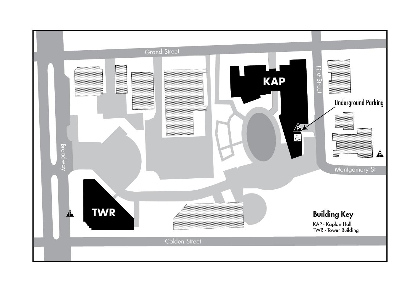 suny orange campus map Suny Orange Newburgh Campus Maps Directions suny orange campus map