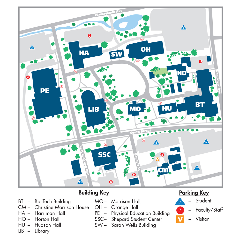 Occc Middletown Campus Map.Suny Orange Human Resources Recruiting Page