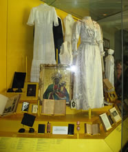 Display of Immigrants' Clothing
