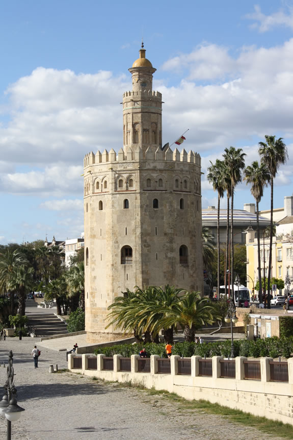 Goldea Tower, Seville