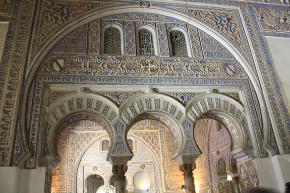 Interior room, Mosque, Cordoba