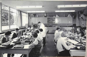 TYPICAL CLASSROOM 1950's