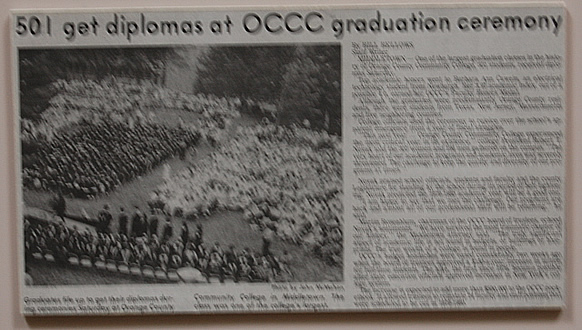 Photo: 501 Students graduate in 1977