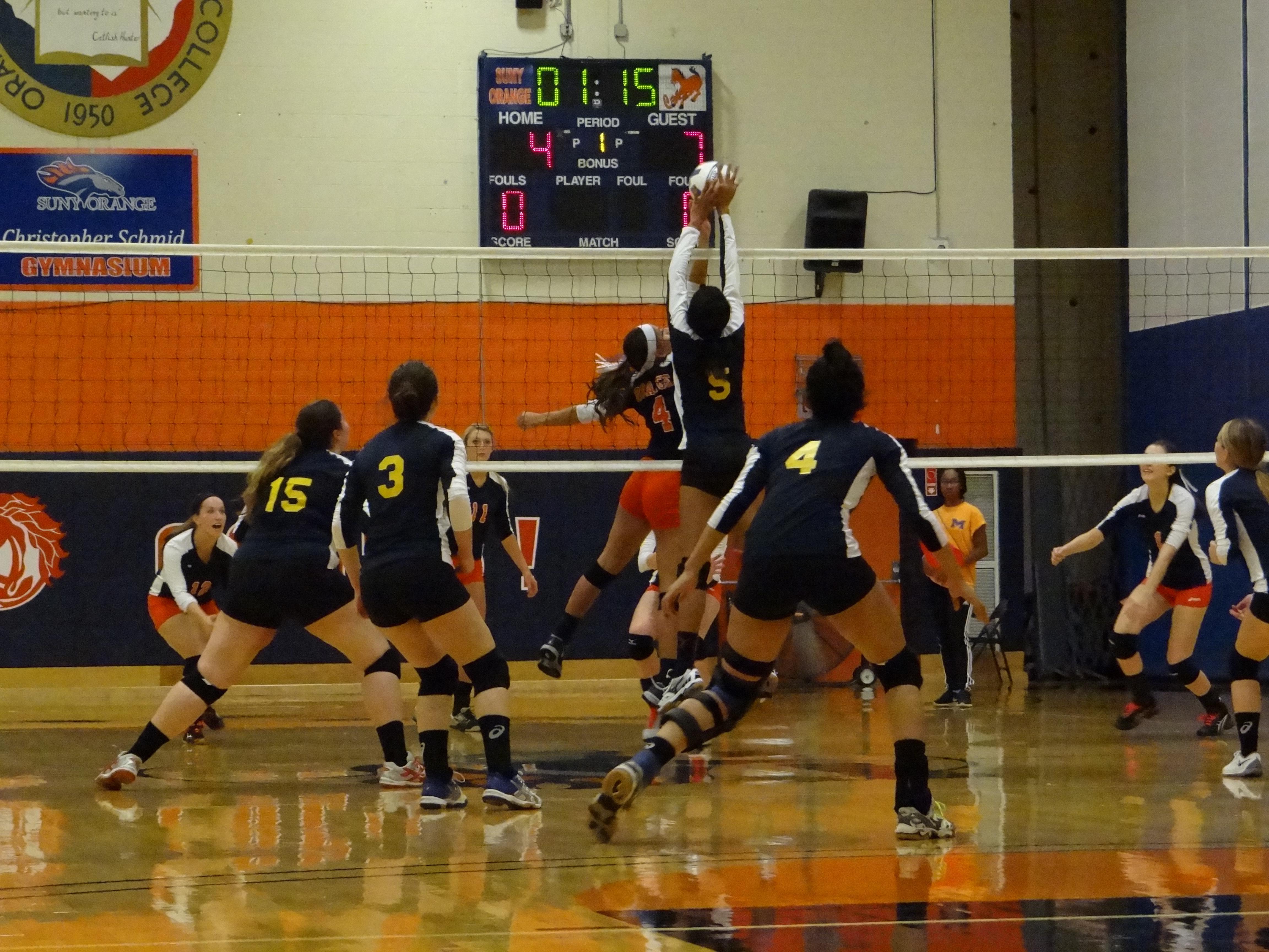 SUNY Orange volleyball