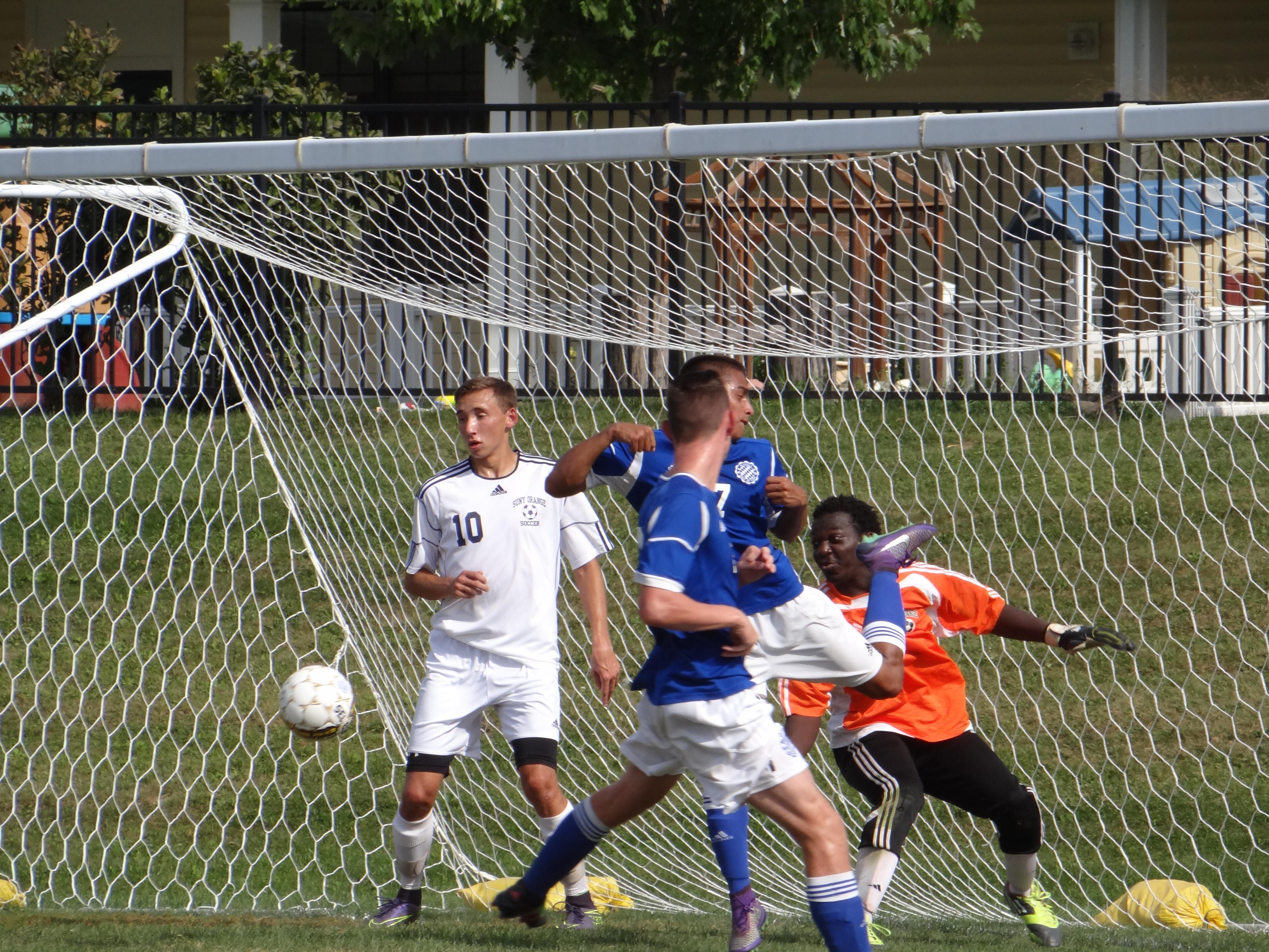SUNY Orange soccer