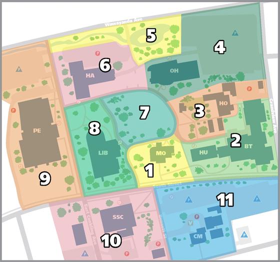 suny orange campus map Suny Orange Middletown Campus Map Map Of The World suny orange campus map