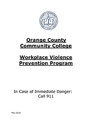Workplace Violence Program Cover