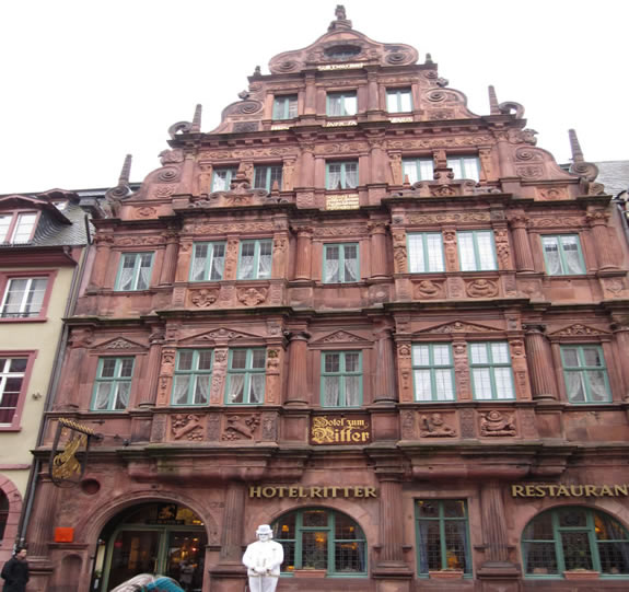 Germany Ornate Bldg 2013