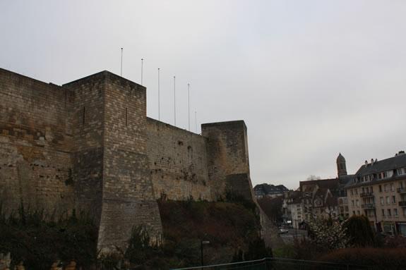 Caen - Fortress